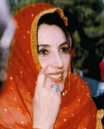 Benazir Bhutto & Asif Ali Zardari Wedding Pictures * ~ Dulha ...