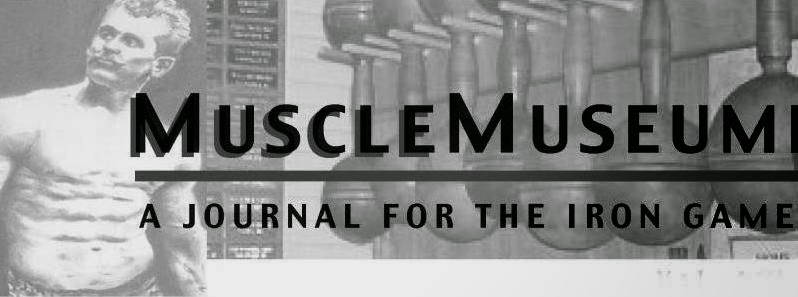 Muscle Museum Forum