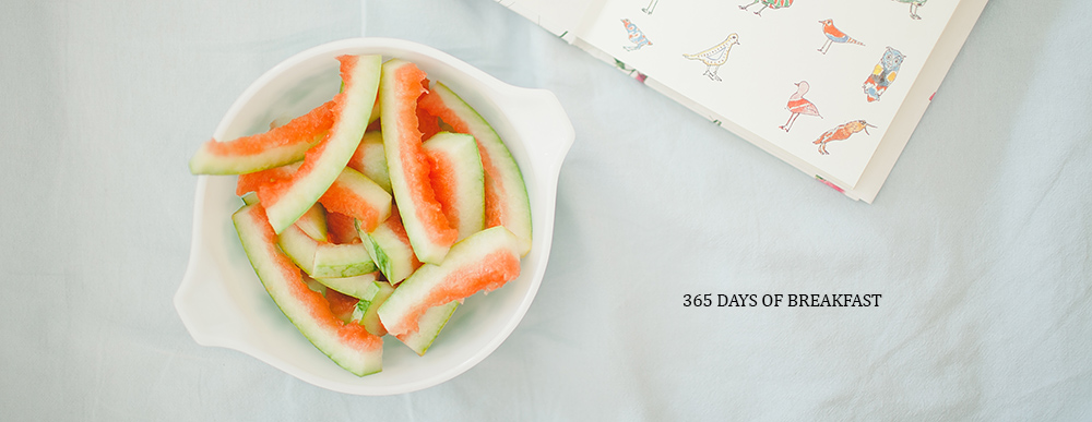 365 days of breakfast