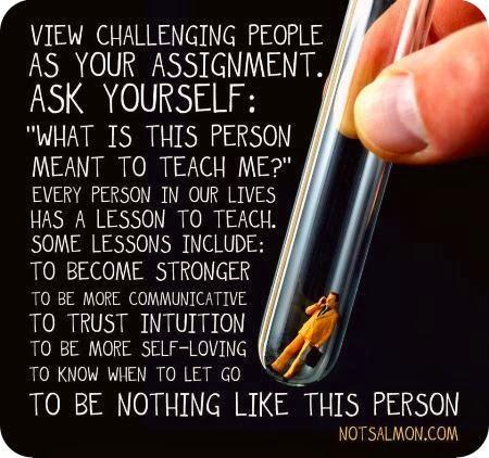 challenge people