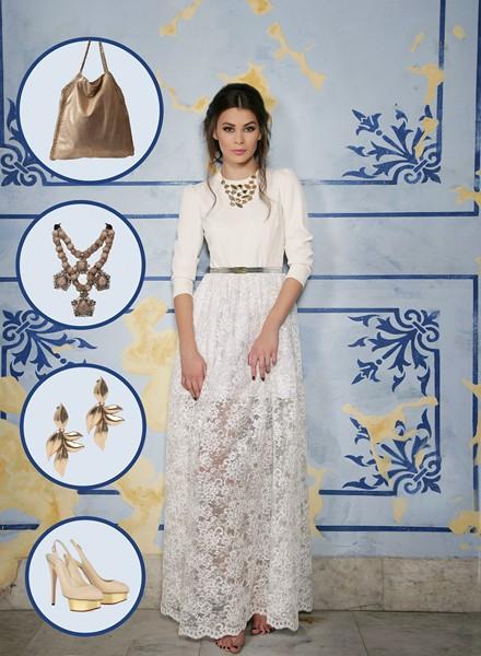 اطلالتك باللون الابيض - فساتين بيضاء 2013 - فساتين سهرة 2013 - فساتين شتاء 2013- فستان باللون الأبيض  2013