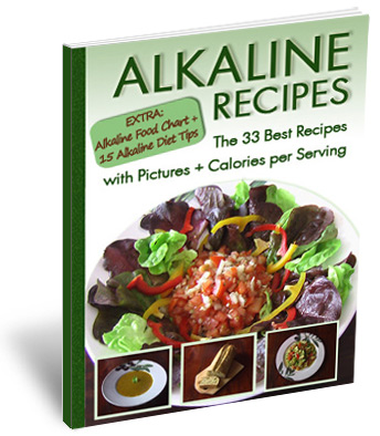 how to keep your body alkaline foods