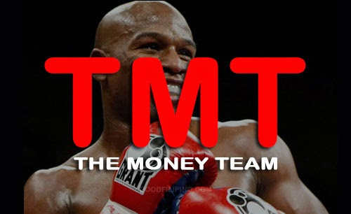 Team Mayweather have 2 Proud Pinoy Members