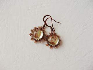 ehtekividega kristallidega kõrvarõngad vintage stiilis ehted Eesti