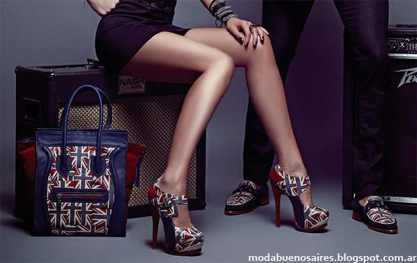 Luciano Marra invierno 2013 zapatos de fiesta