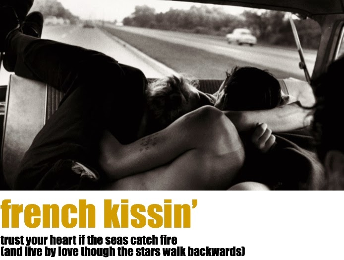 french kissin'