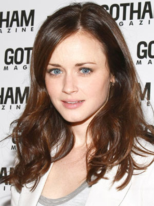 Alexis Bledel Hairstyle 13