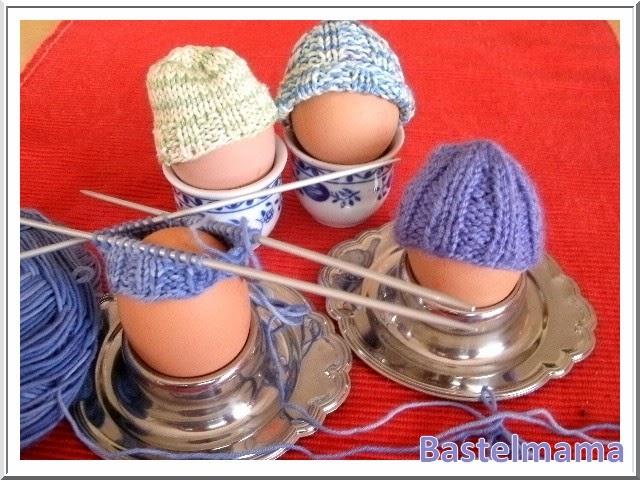 Ostern, Stricken, Eier