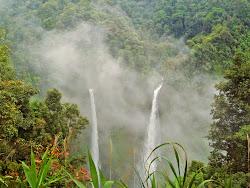 Bolaven Plateau Wasserfälle