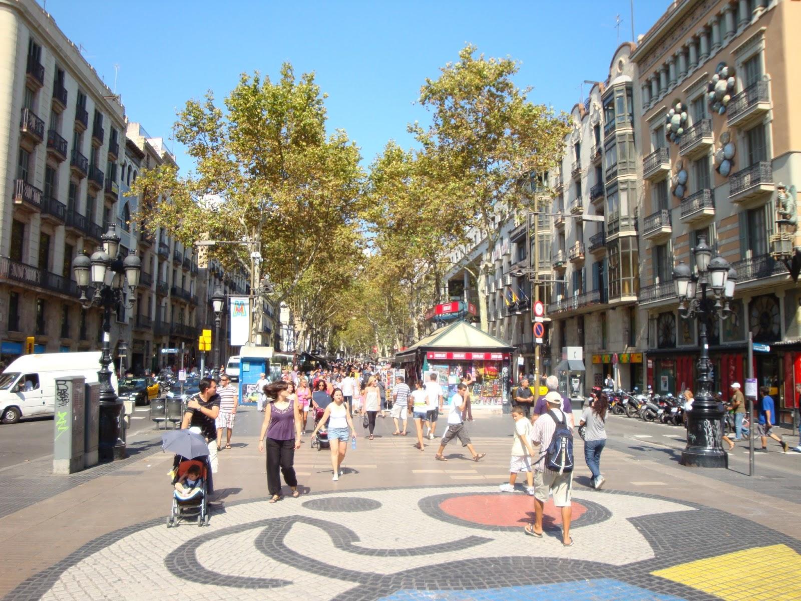 """Barcelona – Thủ phủ """"huyền thoại"""" xứ Catalonia"""