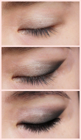 So here's my take on a smokey cat eye look. All mytutorials are super ...