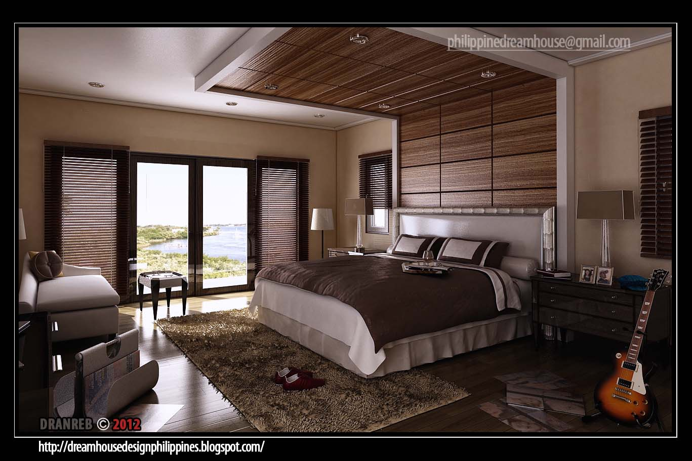 Philippine dream house design the master 39 s bedroom for Bedroom ideas philippines