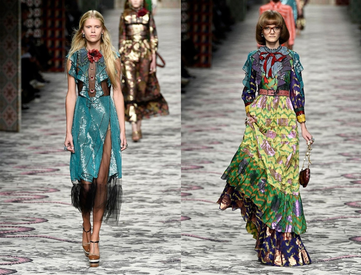 Eniwhere Fashion - Milano Fashion Week - Gucci