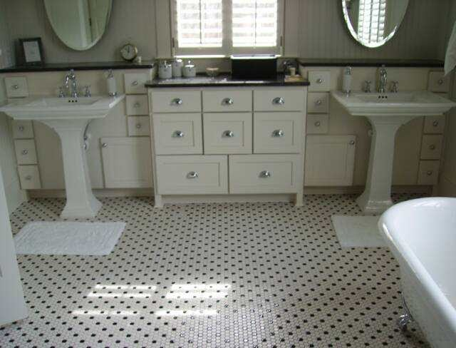 Martine louise design radio interview tile with style for Victorian style bathroom ideas