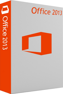 Microsoft Office Professional Plus 2013 - BOX