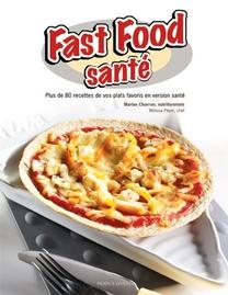 livre de recettes fast food santé