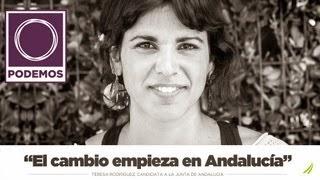 TERESA RODRIGUEZ - Intervencion completa  cierre campaña - Dos Hermanas 2015