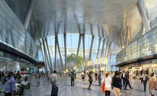 Nairobi JKIA Airport Greenfield Terminal