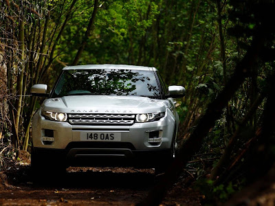 Range Rover Evoque Off Road Normal Resolution HD Wallpaper 3