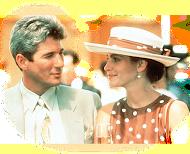 Richard Gere és Julia Roberts.