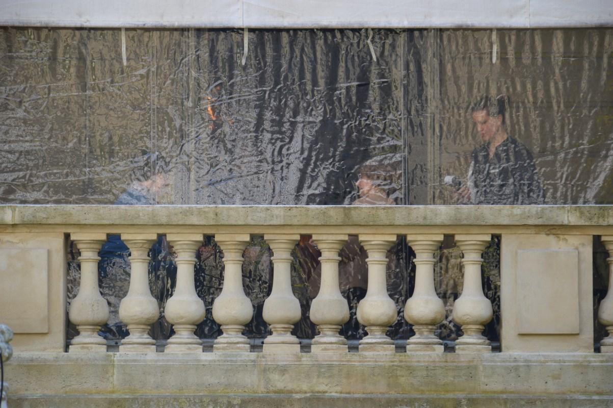 Salon de hé - Musée Jacquemard André