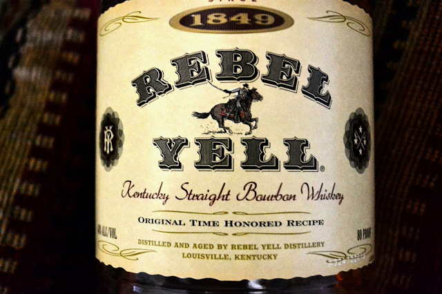 Rebel Yell Bourbon Whiskey Review: