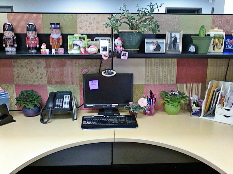 How to Decorate Your Cubicle at Work's Decorating