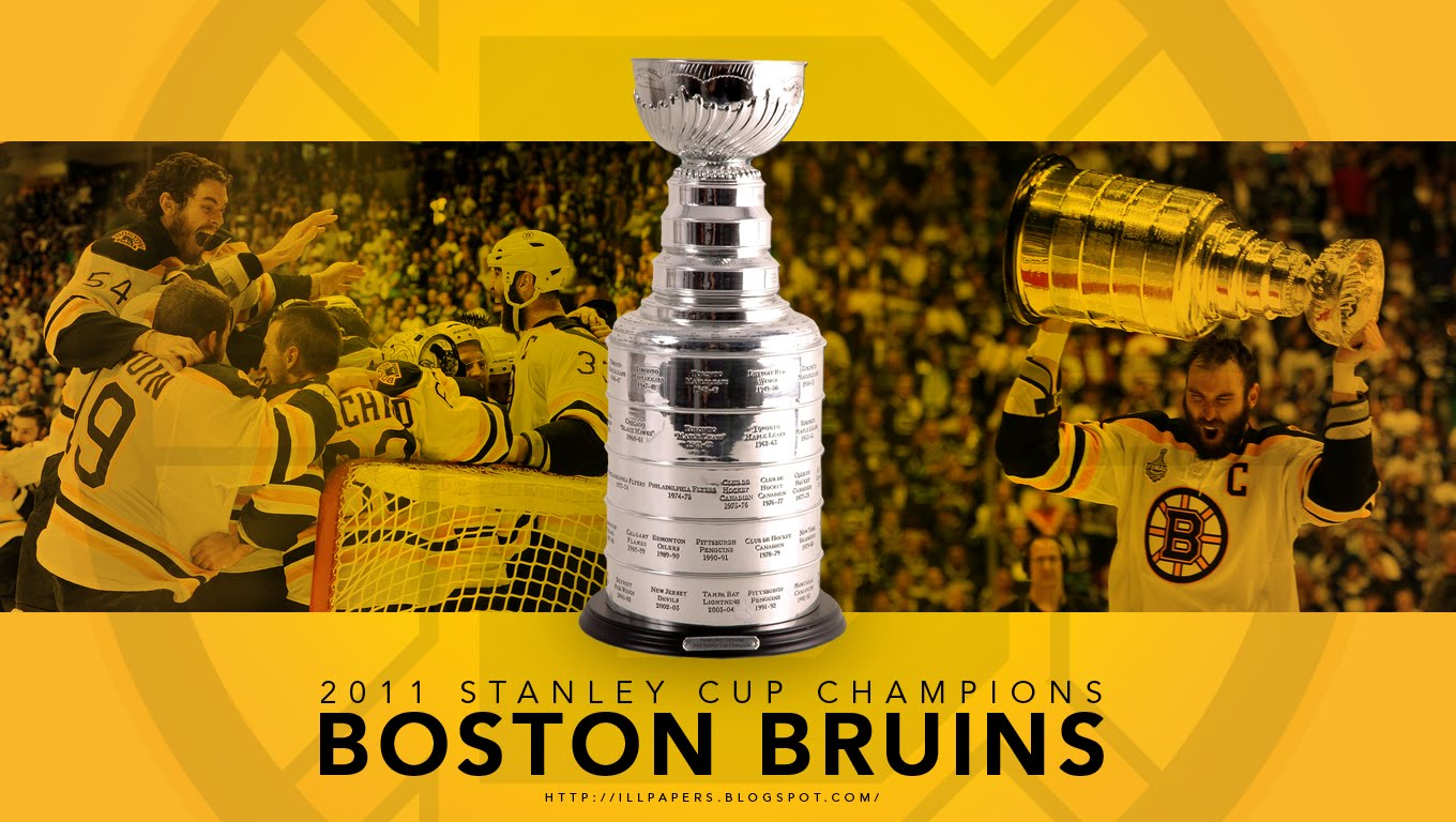 Congratulations Goes Out To The Boston Bruins For Winning 2011 Stanley Cup With That Said Here Is A Wallpaper All Enjoy