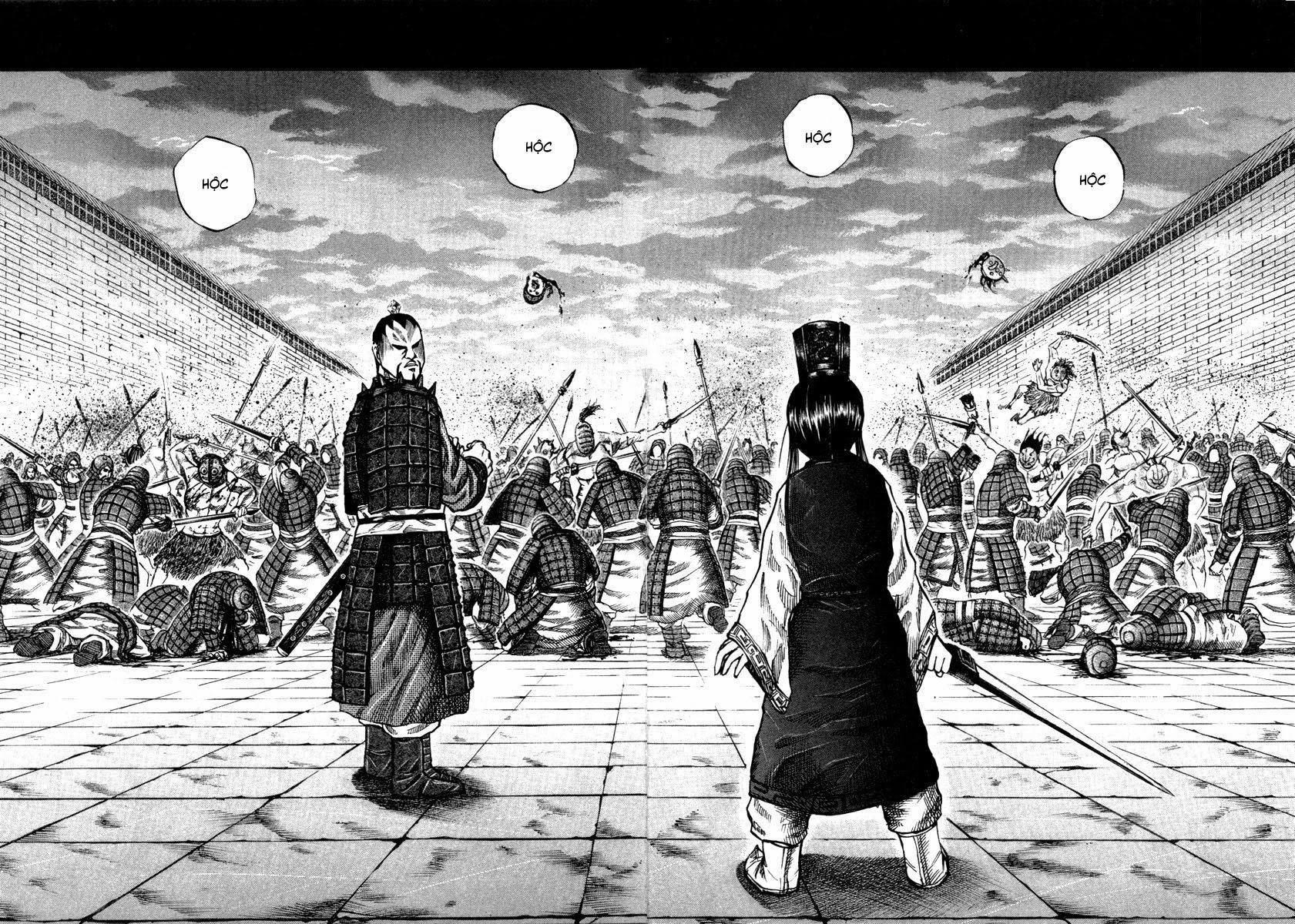 Kingdom - Vương Giả Thiên Hạ Chapter 43 page 11 - IZTruyenTranh.com