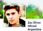 Visita el Facebook Oficial de Zac Efron Oficial Argentina