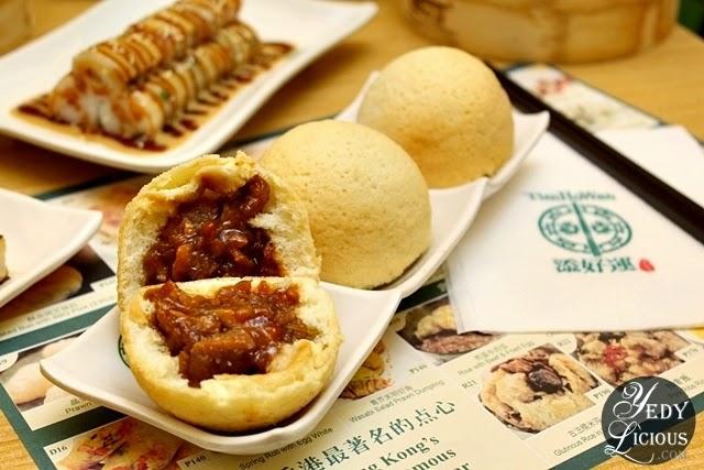 Tim Ho Wan's Legendary Pork Buns