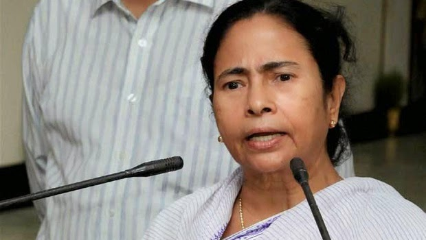 West Bengal Chief Minister and Trinamool Congress chief Mamata Banerjee