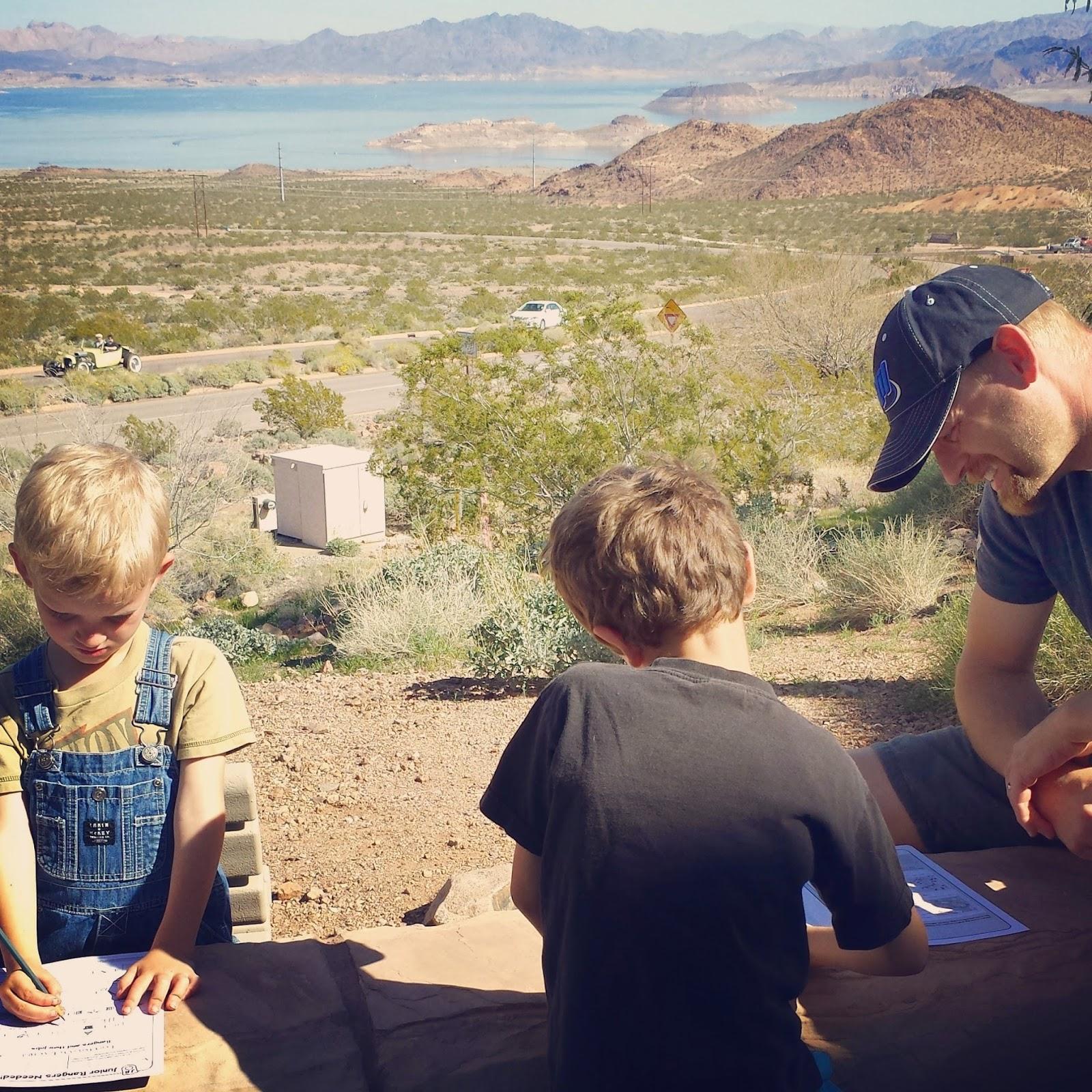 Lake Mead, Junior Ranger Program