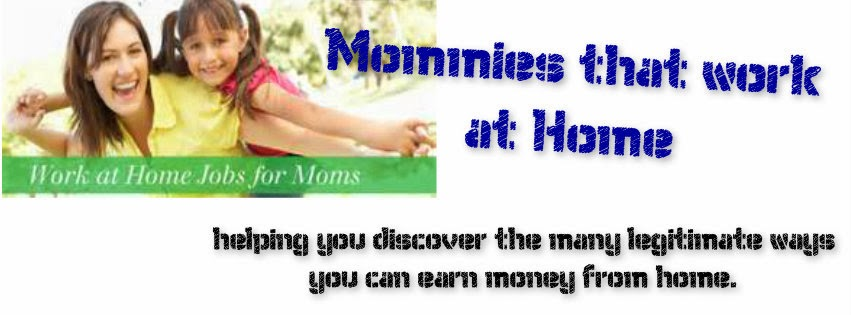 Mommies That Work at Home