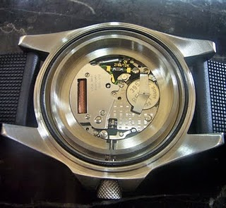 the isa 1198 movement inside the jsar  another view
