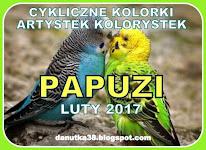 Luty - papuzi