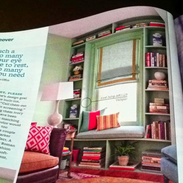 creative built in bookshelves