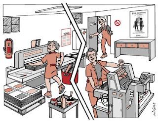 Seguridad,Máquinas,Caso Práctico