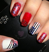 NOTW: July 4th Patriotic Nails