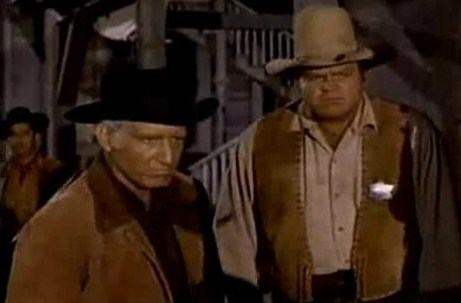 Morgan Woodward The Man With No Eyes In COOL HAND LUKE