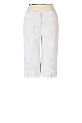 Anthropologie Oscar Cropped Pants