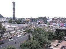 Suasana Kota Bandarlampung