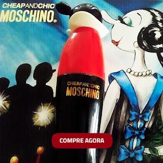 Perfume Moschino CHEAP and CHIC Feminino 100ml MOSCHINO