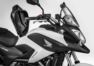 Honda NC750X marş rölesi güncellemesi değişimi