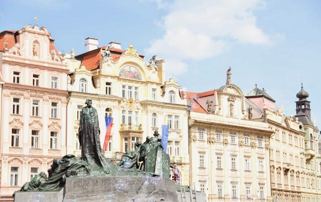 Centre de Prague