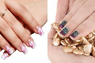 creative nail designs ideas - Nail Art