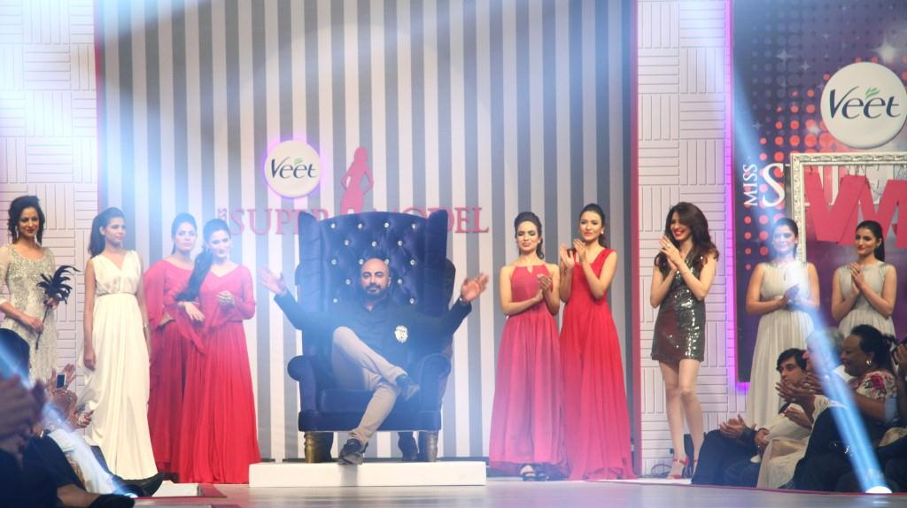 Veet MISS Super Model 2014, Model Hunt, Top Models of Pakistan, Veet, Beauty, Models, Super Models, HSY, Veet Judge