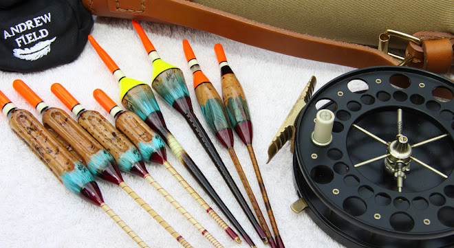 Kingfisher Fluted Cork Avons, Kingfisher Porcupine Grayling Bobs and Small Cork Avons