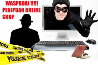 Hindari penipuan Online