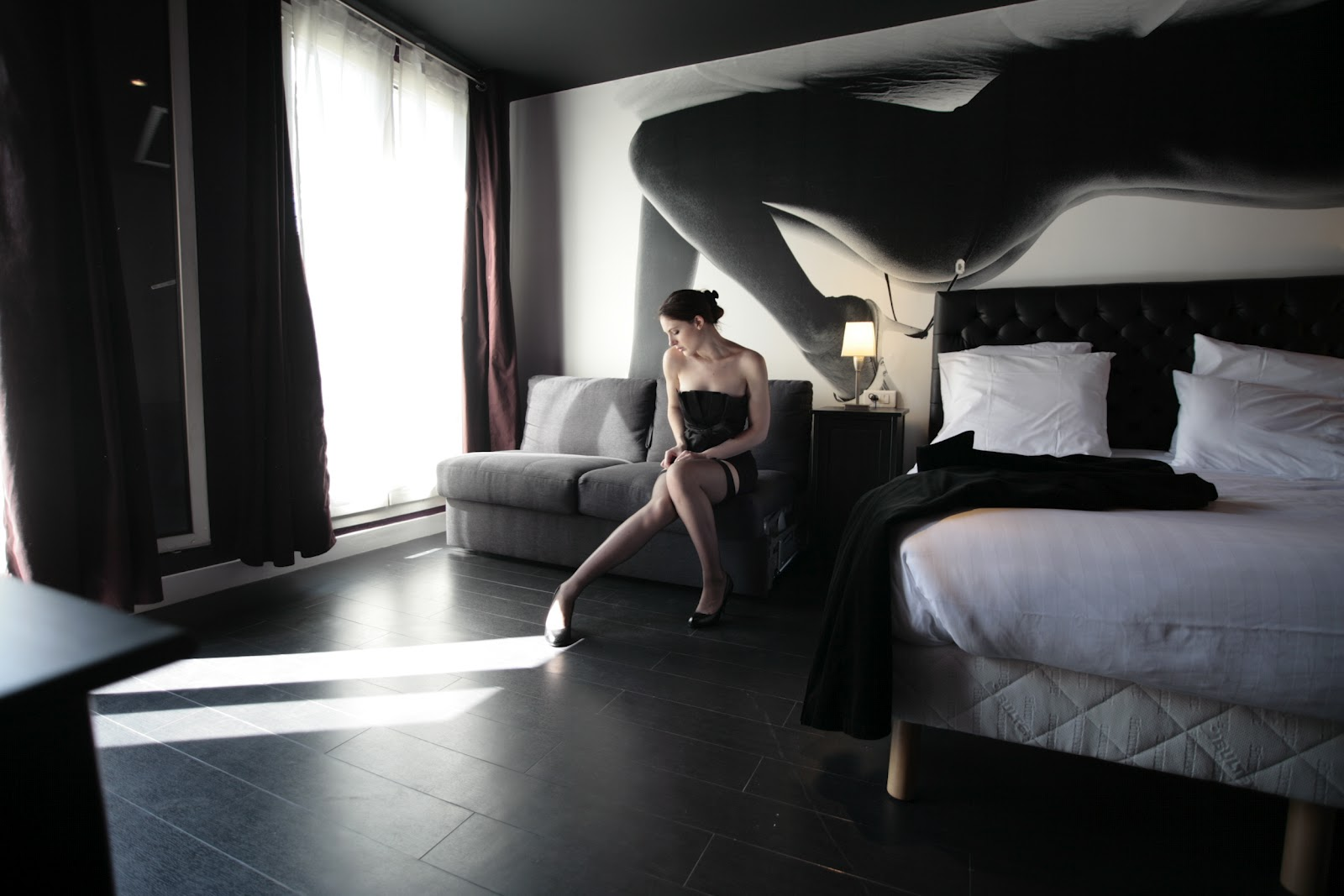 Design hotel for Hotel design paris 3eme